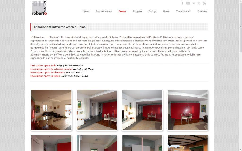 Rgarch.it architetto modern design roma